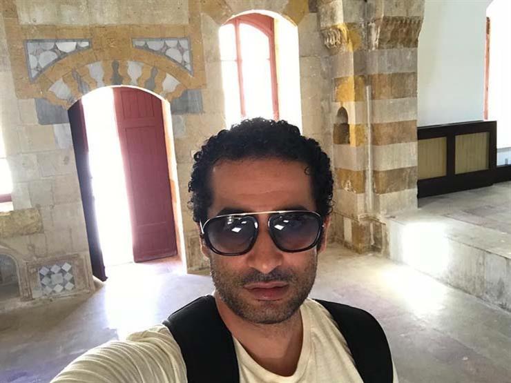 """عمرو سعد عن إعلان """"بركة"""": """"نسيت انزل الجزء الثاني"""""""