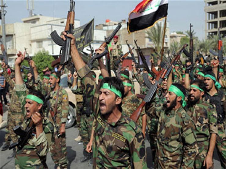 أنصار ميليشيات الحشد يرفضون مغادرة محيط السفارة الأمريكية ببغداد