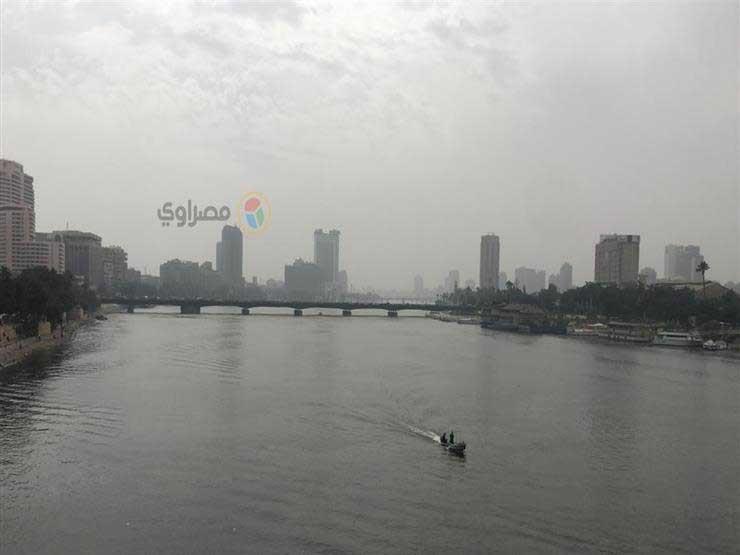 """القاهرة 26..  """"الأرصاد"""" تعلن التوقعات التفصيلية لطقس الثلاثاء (بيان بالدرجات)"""