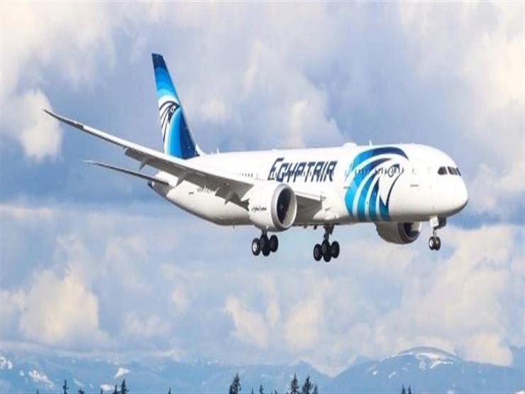 طائرتان جديدتان تنضمان لأسطول مصر للطيران