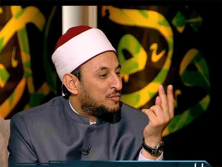 بالفيديو  رمضان عبد المعز: النبي محمد ﷺ كان يحب الإنشاد