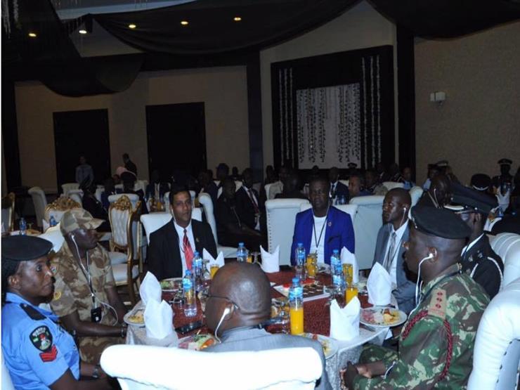 الداخلية: تخريج 83 قيادة أمنية يمثلون 34 دولة أفريقية بأكاديمية الشرطة