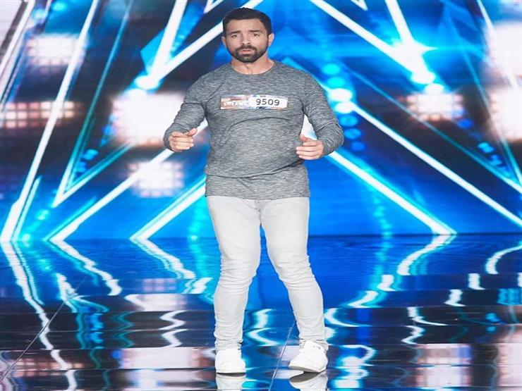 "بالفيديو  راقص جزائري يبهر جمهور ""ARABS GOT TALENT"""