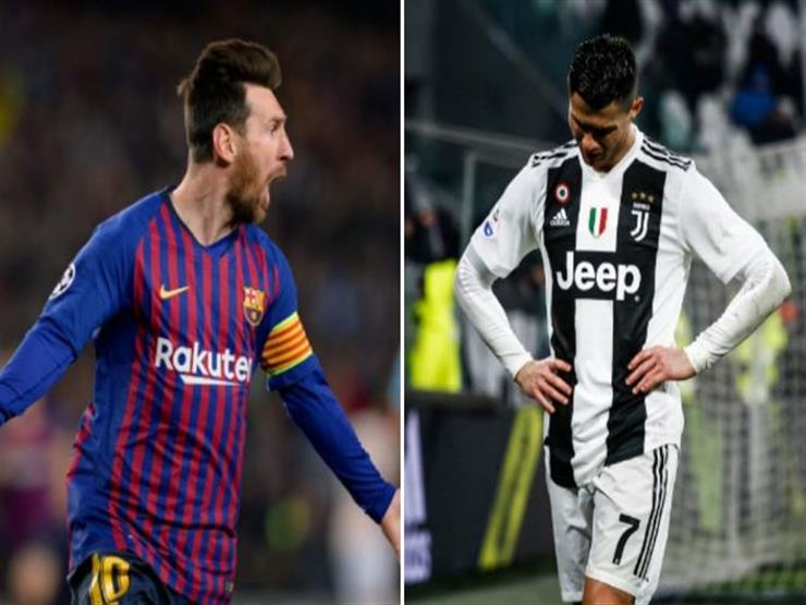 رونالدو أم ميسي.. بيكهام: البرتغالي لم يرتق لمستوى لاعب برشلونة