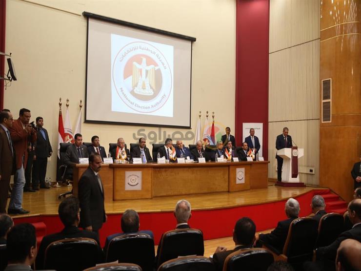 الوطنية للانتخابات:  غرامة 500 جنيه للمتخلفين عن المشاركة بالاستفتاء بدون عذر