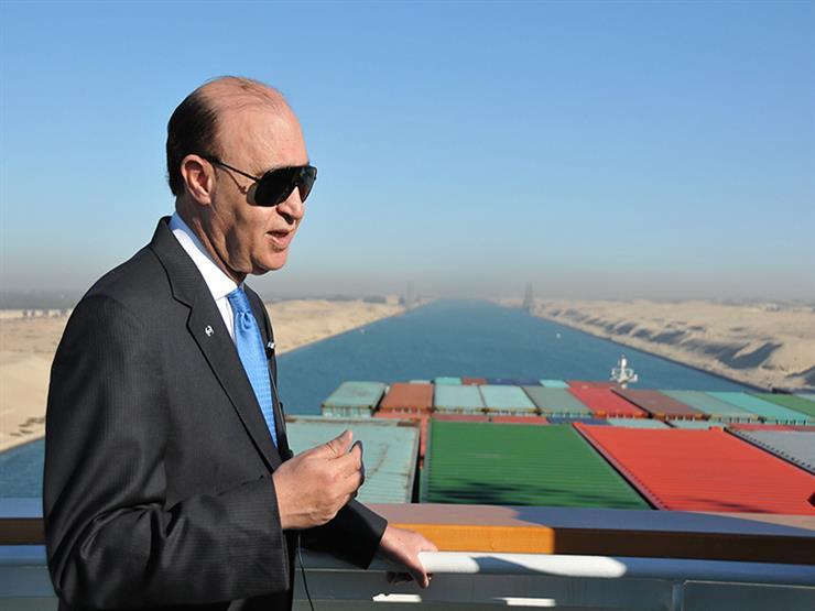 مهاب مميش: امتلاك قناة السويس لأكبر الكراكات رسالة طمأنة للسفن العملاقة