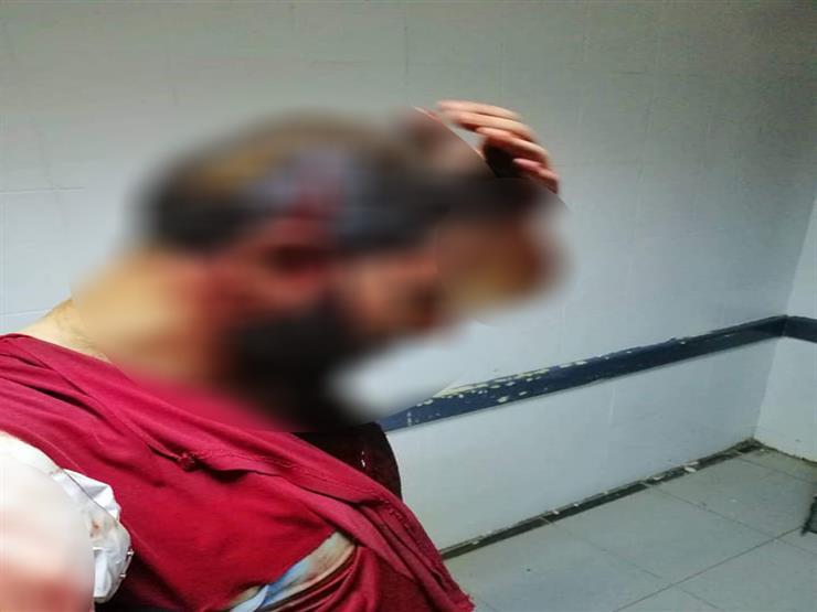 """""""بركة دم"""" في قبلة الصلاة.. 3 أشقاء يمزقون جسد شاب بـ""""المطاوي"""" داخل مسجد بالفيوم"""