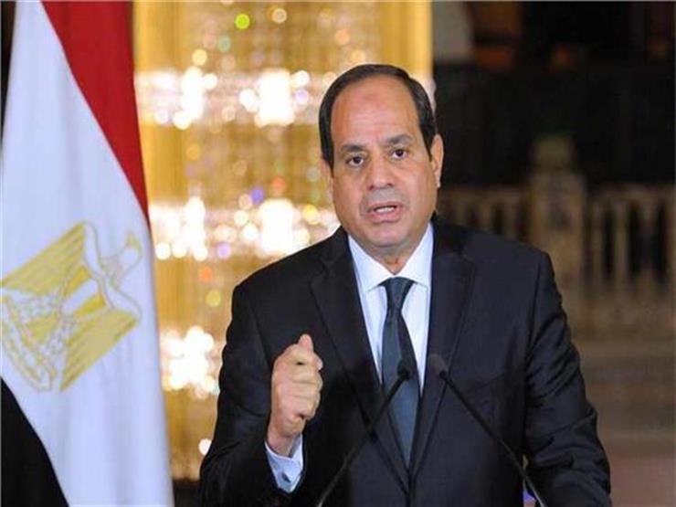 """""""شرط ضروري"""".. السيسي يعلن روشتة مصرية لحماية الأمن القومي العربي"""