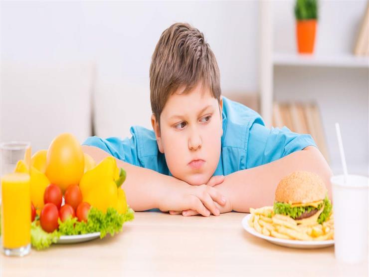 اضرار السمنة المفرطة عند الاطفال وتأثيرها على القلب