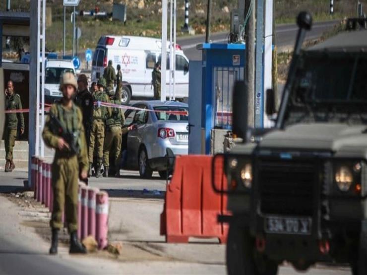 الاحتلال الإسرائيلي يغلق كافة الطرق جنوب نابلس