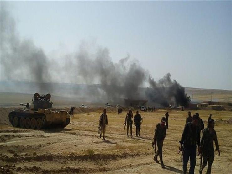 المعارضة السورية : مقتل 10 من قوات النظام بريف حماة الشمالي