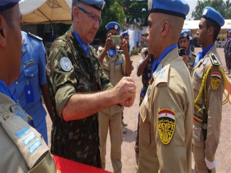 أظهروا شجاعة واحترافية.. الأمم المتحدة تُكرم 180 مصريًا من قوات حفظ السلام