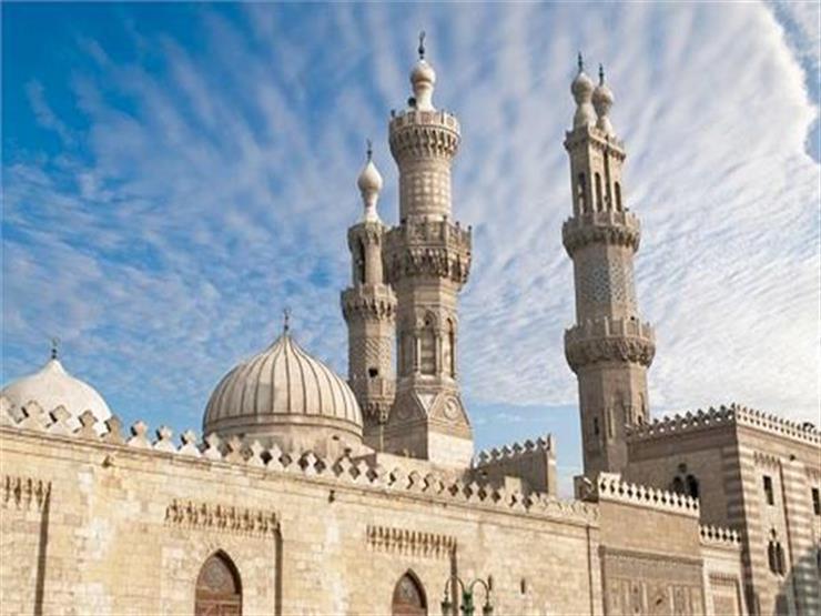 افتتاح جامع الأزهر
