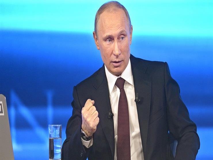 بوتين ينتقد العقوبات الأوروبية المفروضة على بلاده