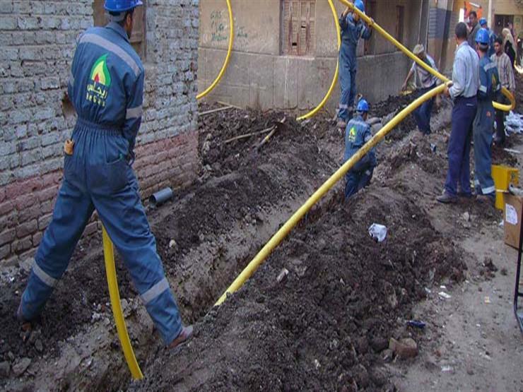 الحكومة: توصيل الغاز الطبيعي لـ 12.2 مليون وحدة سكنية