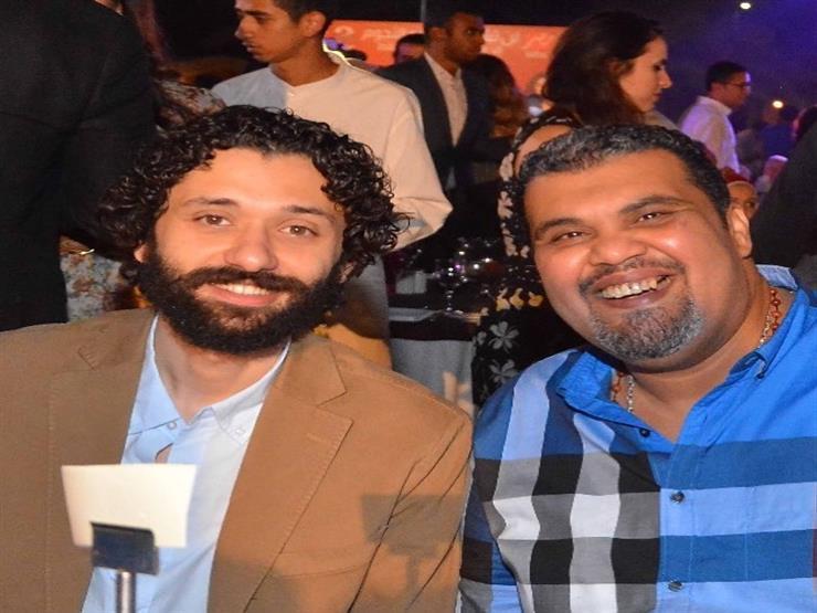 """أحمد فتحي يهنئ كريم محمود عبدالعزيز بعيد ميلاده: """"بحبك ياقناص"""""""