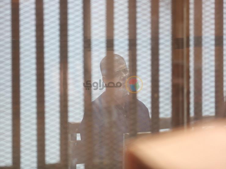 قبل وفاته.. رحلة محمد مرسي خلال 6 سنوات محاكمة