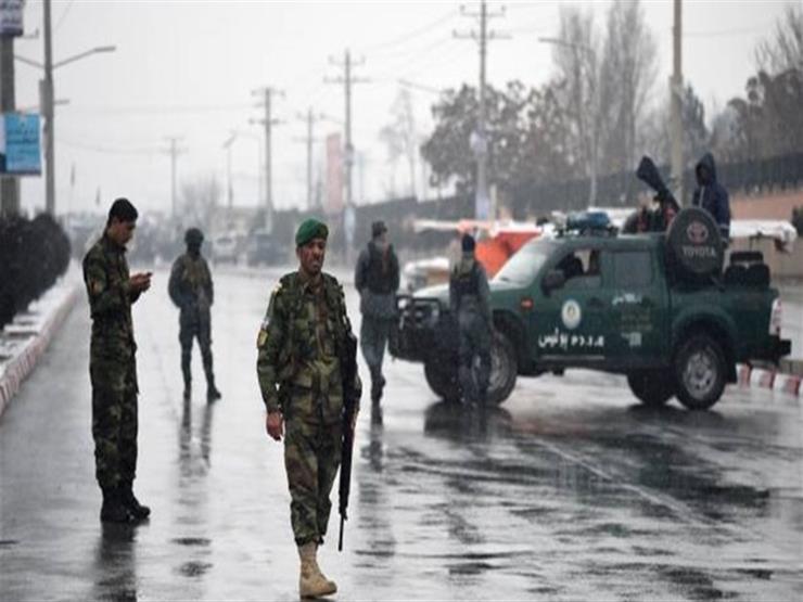 مصرع 5 شرطيين جراء هجوم على موقع أمني بأفغانستان