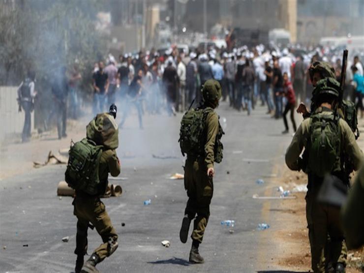 مواجهات في القدس بعد تحطيم الاحتلال لنصب تذكاري لشهيد فلسطيني