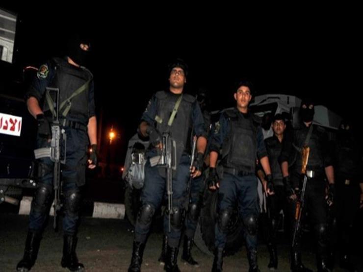 إحباط محاولة إرهابيين إطلاق النار على أحد الأكمنة بشمال سيناء