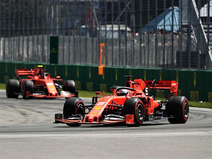 فيتيل الأسرع في التجربة الحرة الثالثة لسباق فورمولا-1 الكندي