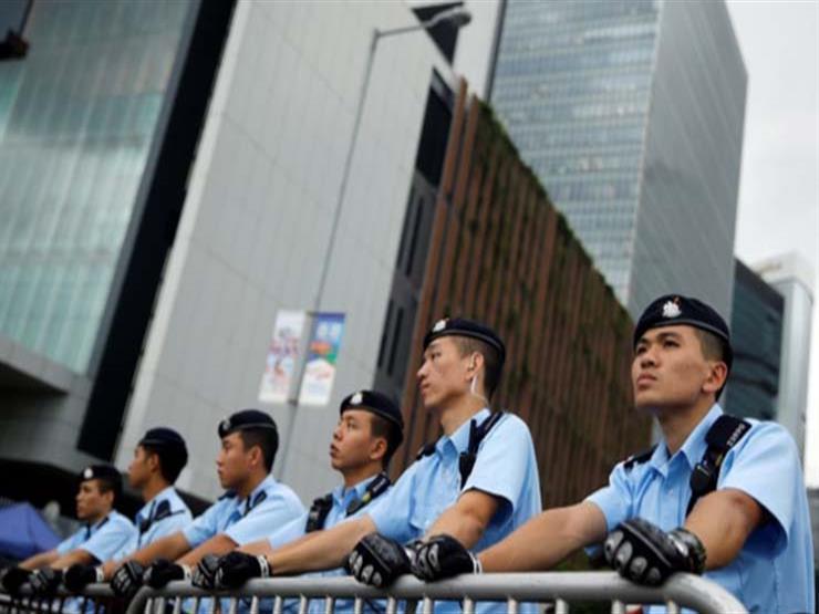 """شرطة هونج كونج تحظر احتجاجات لاعتبارات """"متعلقة بالسلامة"""""""