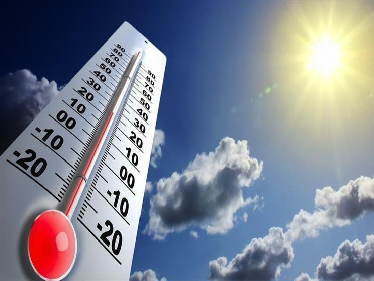 الأرصاد: استقرار درجات الحرارة والعظمى على القاهرة 34