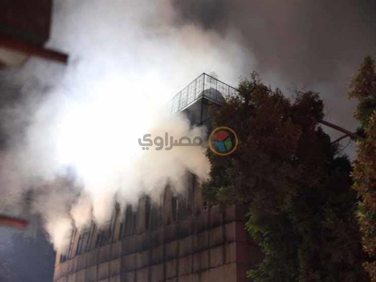 معاينة النيابة لحريق كنيسة حدائق القبة: ماس كهربائي السبب