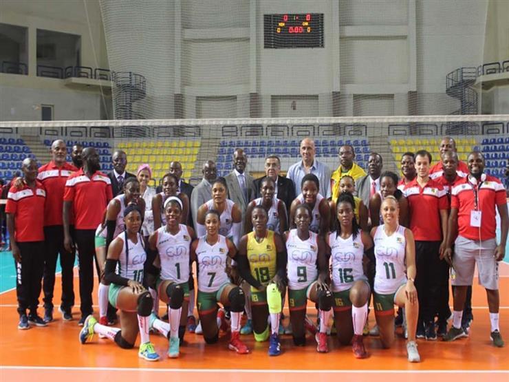 كرة طائرة.. الكاميرون تتأهل لنهائي أفريقيا للسيدات على حساب مصر