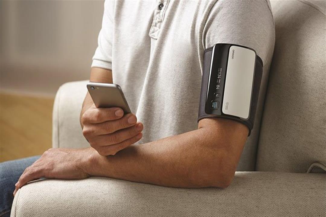 جهاز جديد لقياس ضغط الدم بالهاتف المحمول الكونسلتو