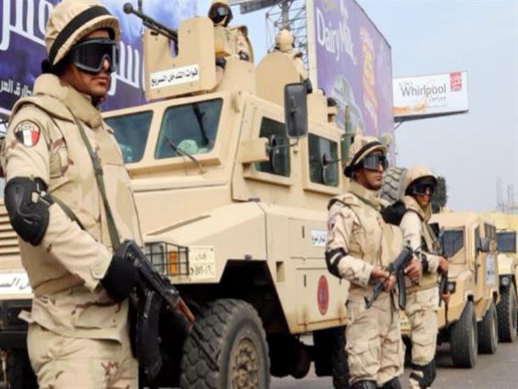 """القوات المسلحة تواصل خطتها لتنفيذ الإجراءات الوقائية والاحترازية لمجابهة """"كورونا"""""""