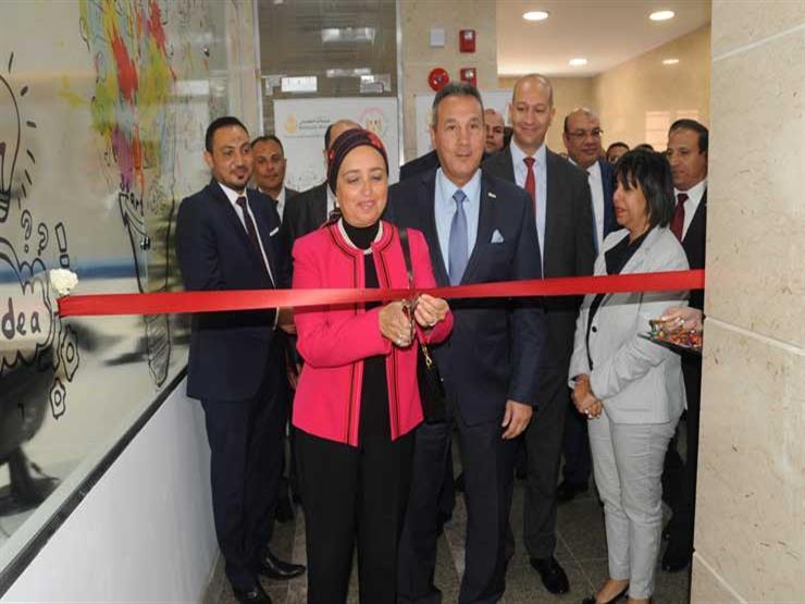 بنك مصر يفتتح مركزين لخدمات تطوير الأعمال  بالسادات ودمياط الجديدة