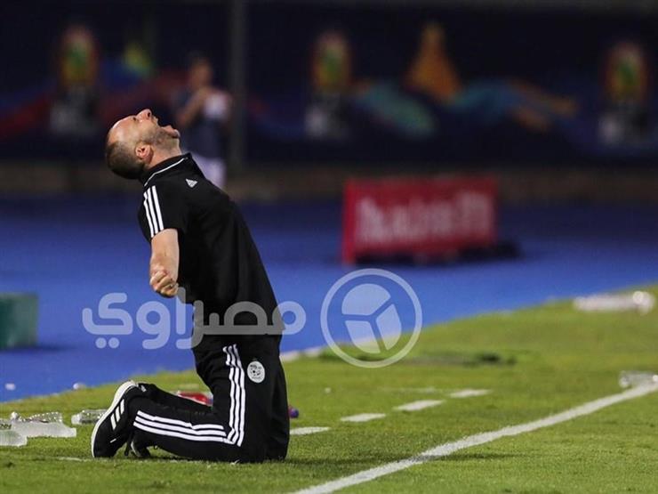 مدرب الجزائر يكشف سر انهمار دموعه أمام كوت ديفوار