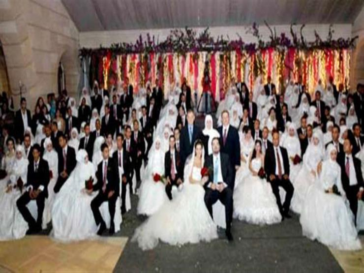 المنطقة الشمالية العسكرية تنظم حفل زفاف جماعي لـ50 شابا وفتاة