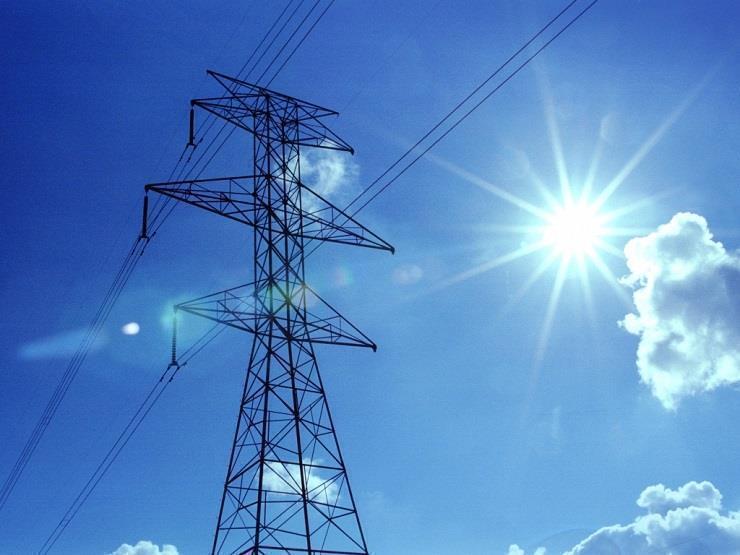 الكهرباء: الحمل المتوقع اليوم 30 ألفا و400 ميجاوات