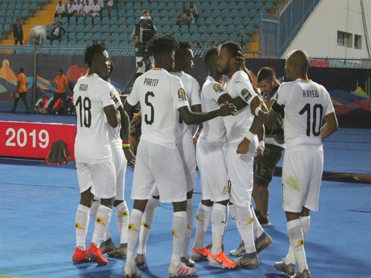 ملخص وأهداف مباراة غانا وغينيا بيساو
