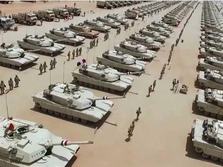 """""""المقاتل والسلاح"""".. الصفحة الرسمية للقوات المسلحة تنشر فيديو جديد"""