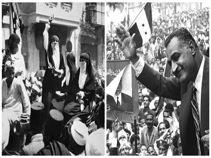 """""""جدل الثورتين"""".. علاقة ثورة 23 يوليو بـ1919: """"تكامل أم خصام""""؟"""