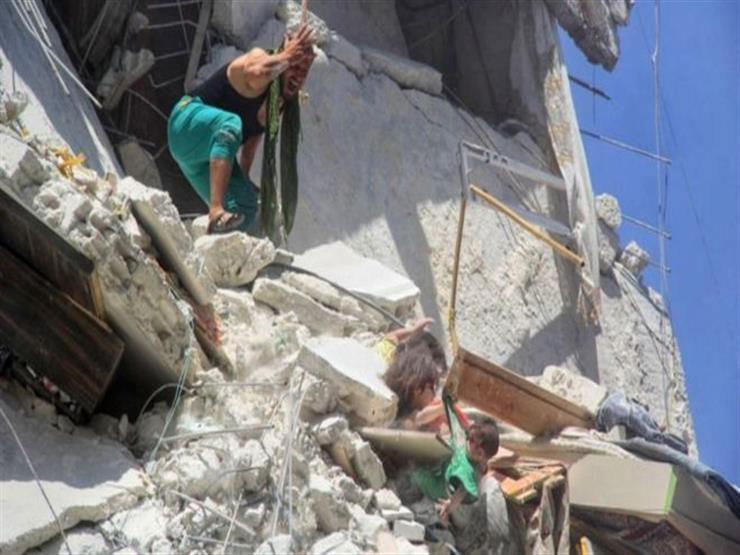 """هل تعيد صورة """"فتاة إدلب"""" أزمة الأطفال في سوريا إلى دائرة الضوء؟"""