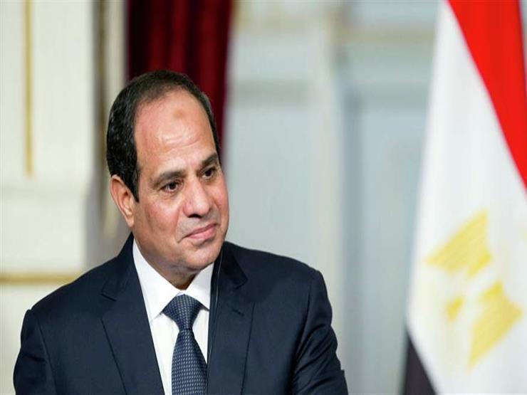الرئيس السيسى يستقبل  العاهل الأردني الملك عبد الله الثاني