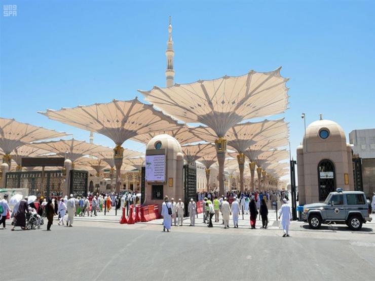 إقامة أول صلاة جمعة بالمسجد النبوي في شهر رمضان