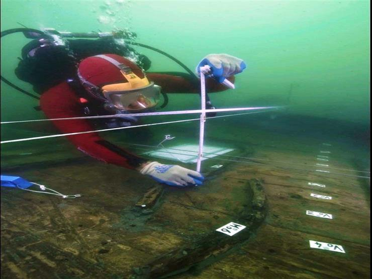 رئيس الإدارة المركزية للآثار الغارقة يوضح تفاصيل اكتشاف حطام سفينة حربية تعود للعصر البطلمي