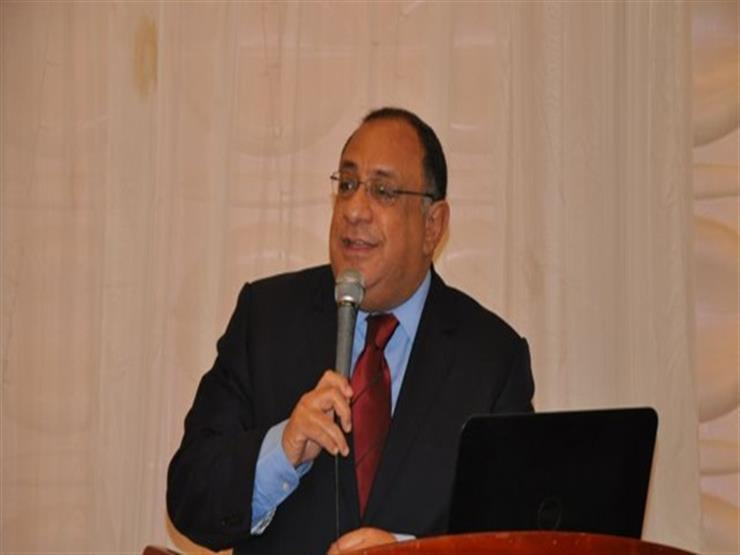 رئيس جامعة حلوان يستقبل الأمين العام للجنة الوطنية المصرية لمنظمة اليونسكو
