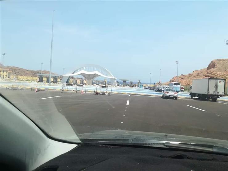 بتكلفة 3 5 مليار جنيه وافتتاحه قريب ا 15 صورة ترصد طريق شر مصراوى