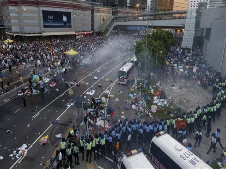 واشنطن تعرب عن قلقها من تحركات الصين على الحدود مع هونج كونج