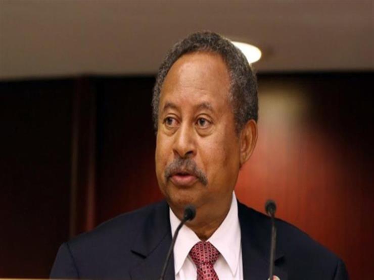 رئيس وزراء السودان يغادر الخرطوم متوجها إلى القاهرة