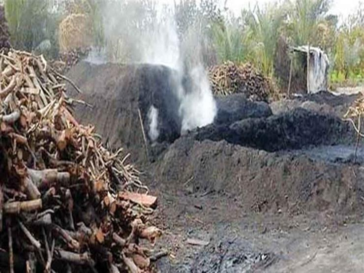 حظر مكامير الفحم.. 8 إجراءات لمواجهة تلوث الهواء بالجيزة