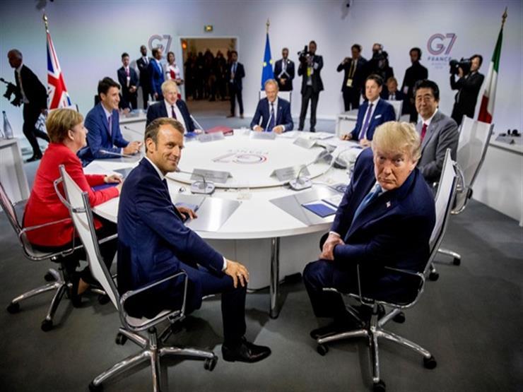 """مجموعة السبع: """"من المبكر جدا"""" إعادة روسيا إلى المجموعة"""