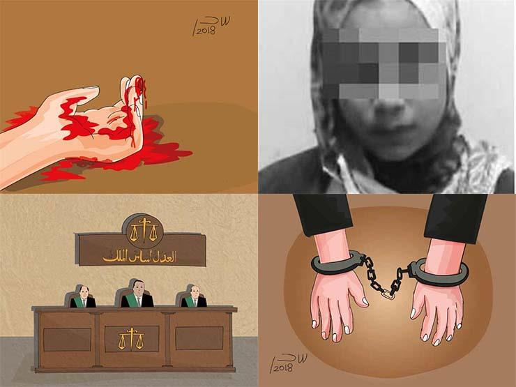 """نشرة الحوادث المسائية.. مقتل أمين شرطة وتفاصيل جديدة بجريمة """"طفلة العياط"""""""