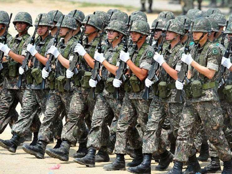 الجيش الكوري الجنوبي يبدأ اليوم تدريبات عسكرية لحماية جزر دوكدو